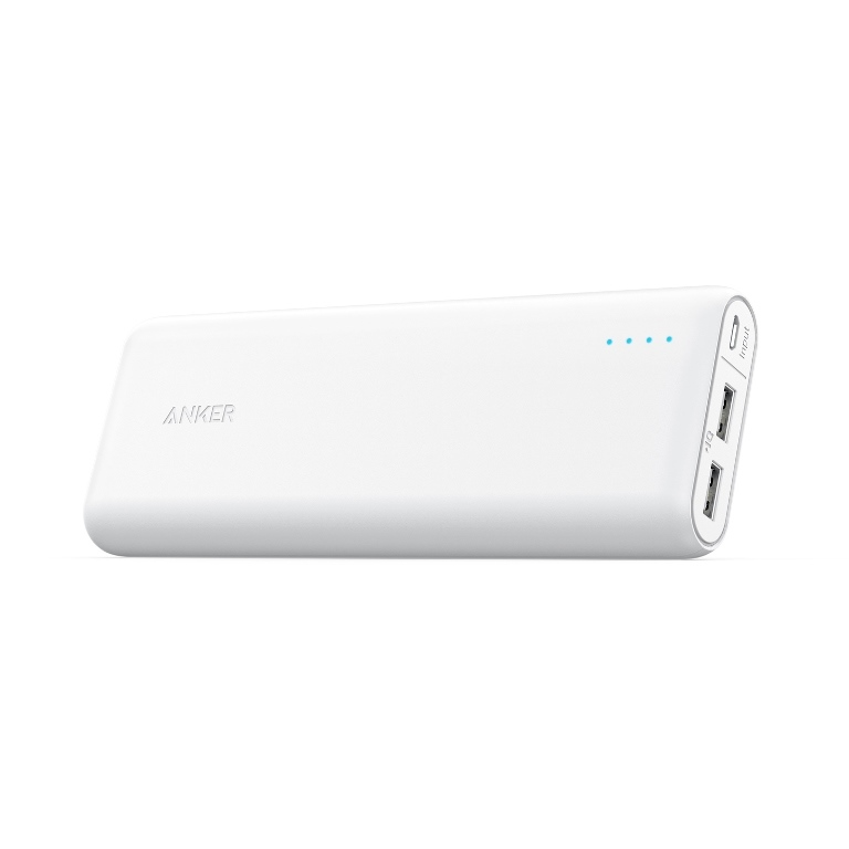 Anker PowerCore External Battery 20100mAh White
