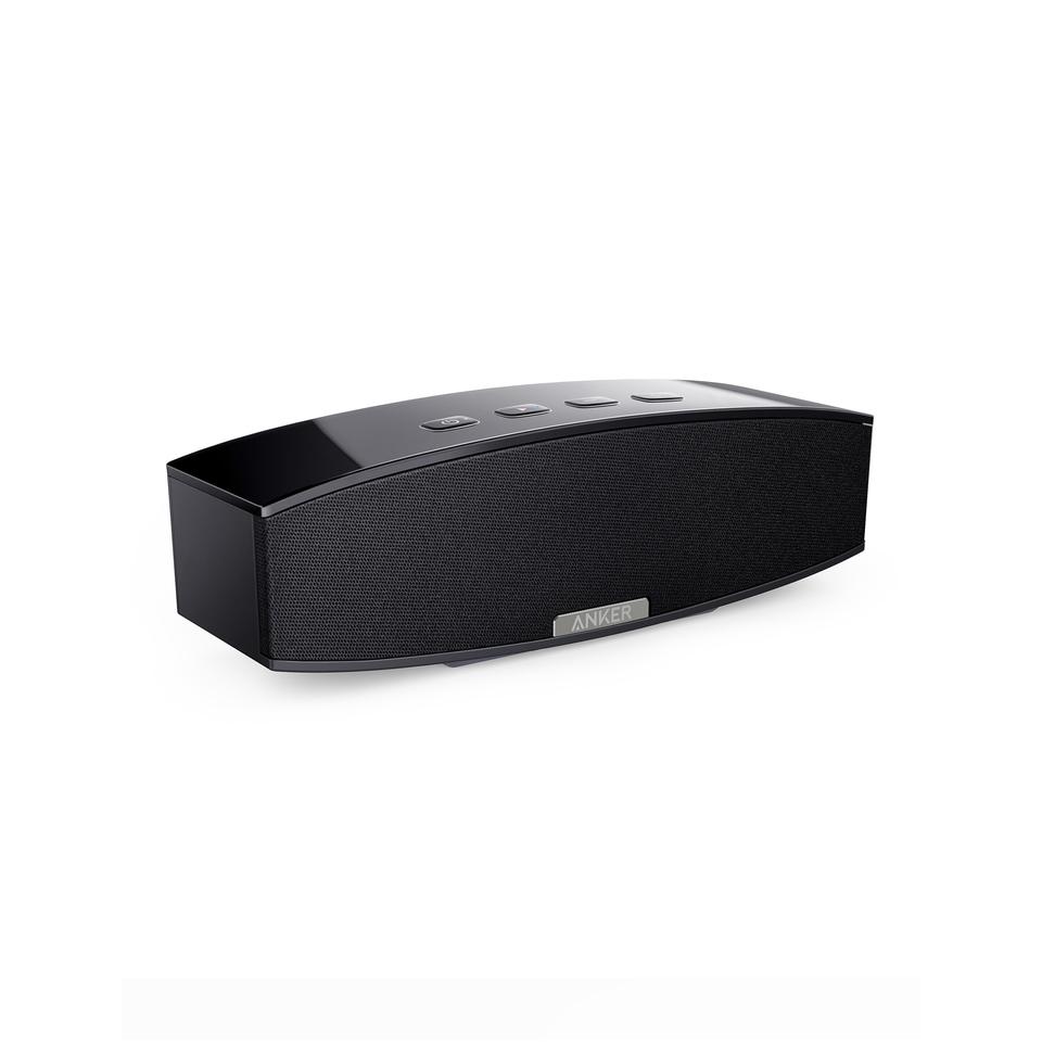 Anker Premium Stereo Portable Bluetooth Speaker Black