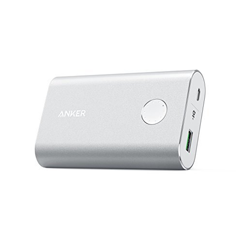 Anker PowerCore+ Quick Charge 3.0 10050mAh Silver