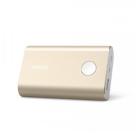 Anker PowerCore+ Quick Charge 3.0 10050mAh Gold